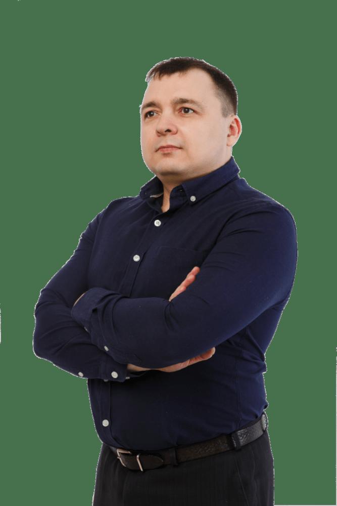 Виктор Брилев, практикующий трейдер